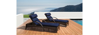 Barcelo™ Chaise Lounges - Spa Blue