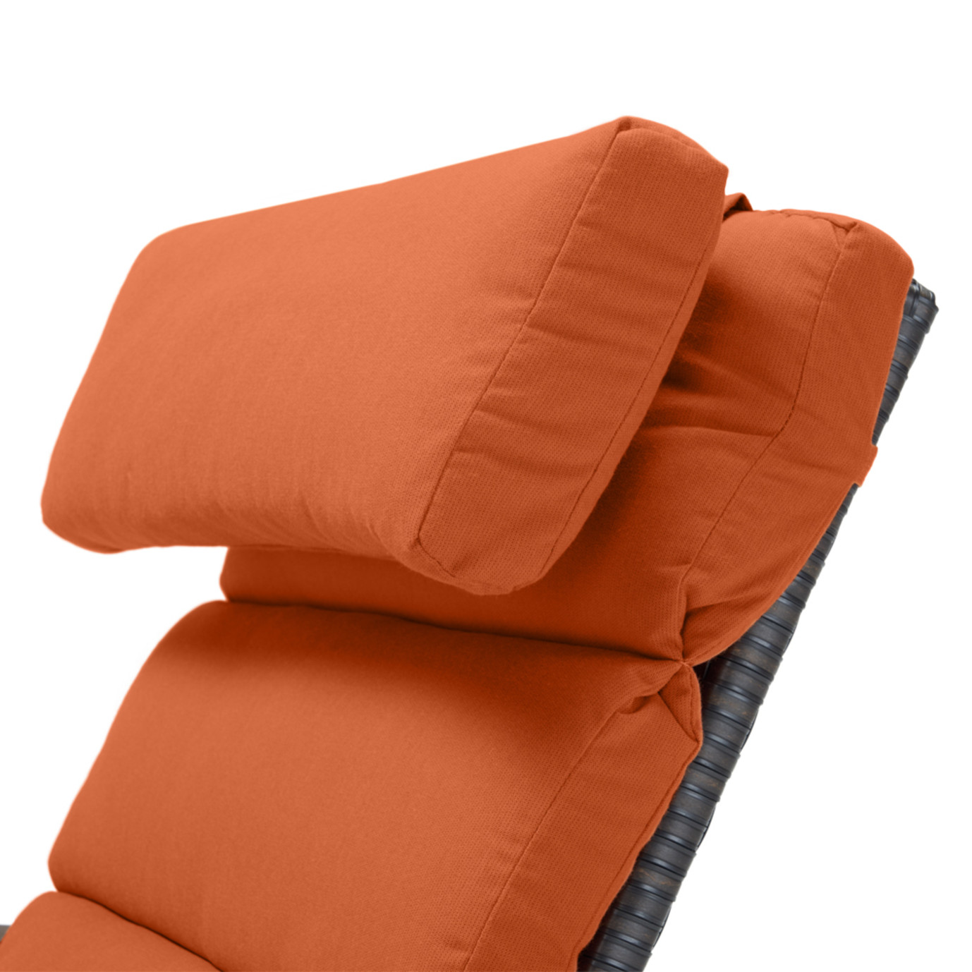 Barcelo™ Chaise Lounge 2pk - Tikka Orange