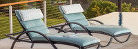 Deco™ Chaise Lounges with Cushions - Maxim Beige