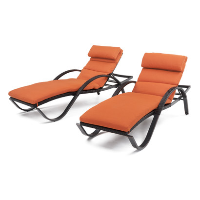 quick view - Chaise Orange