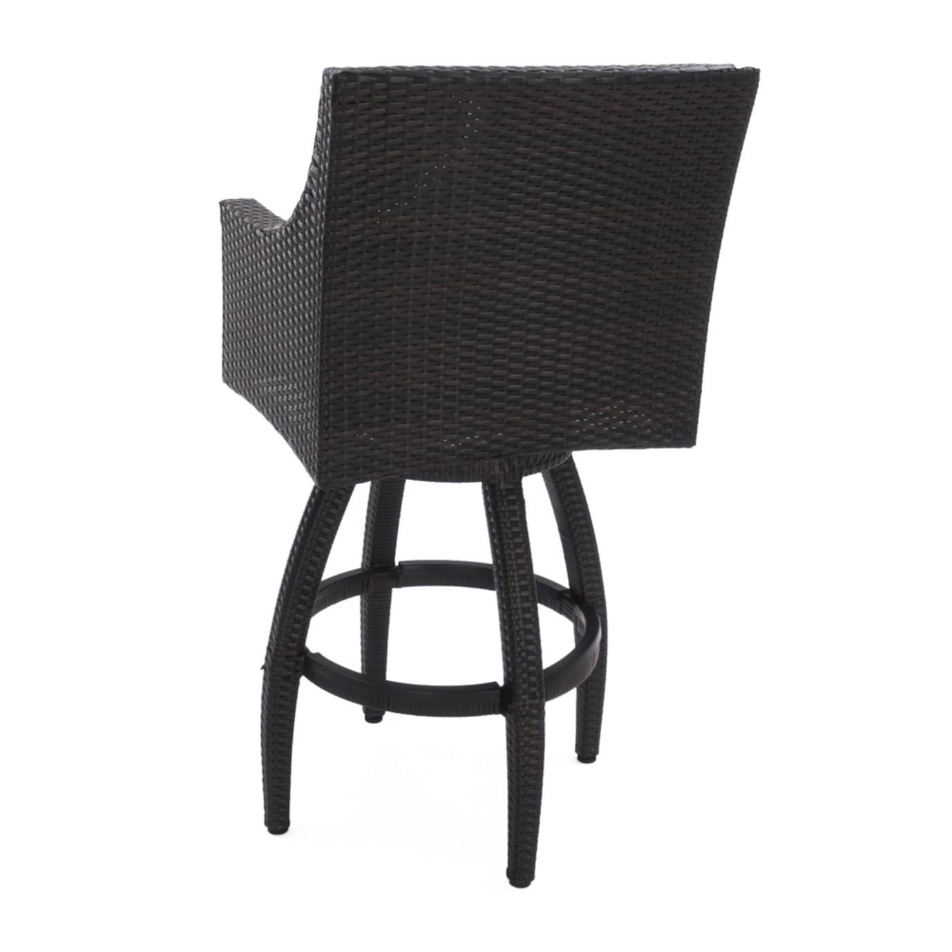 Deco™ Swivel Barstool 2pk - Navy Blue