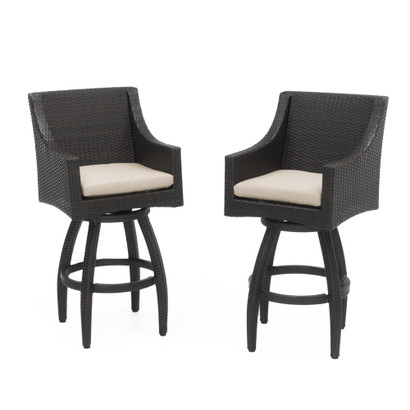 Deco™ Swivel Barstool 2pk