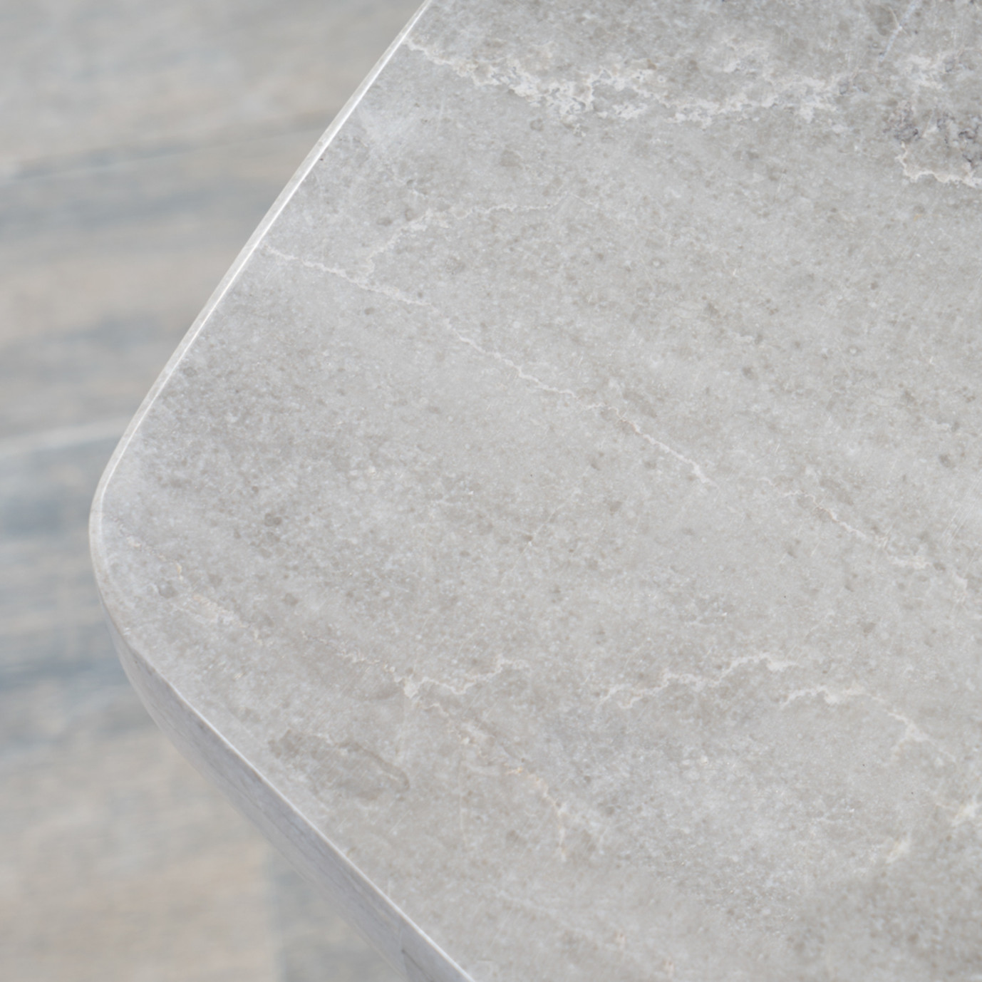 Vistano 58in Stone Top Fire Table Rst Brands