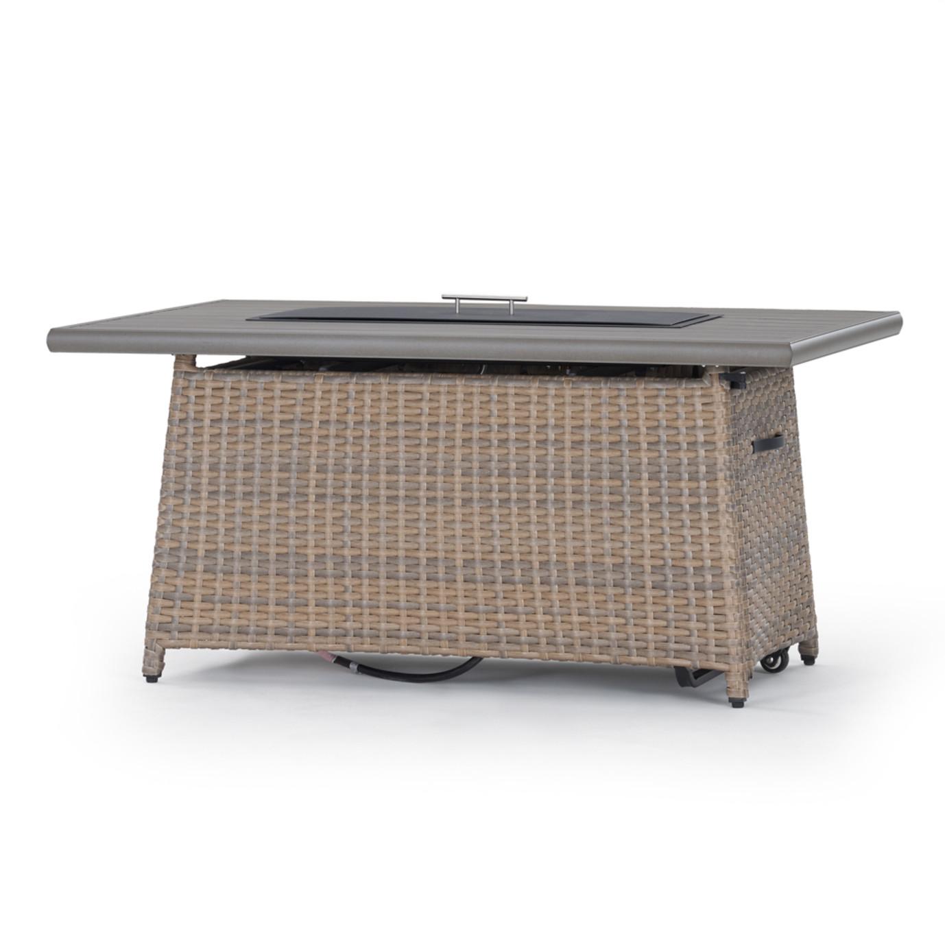 Portofino® Repose 50x32 Fire Table