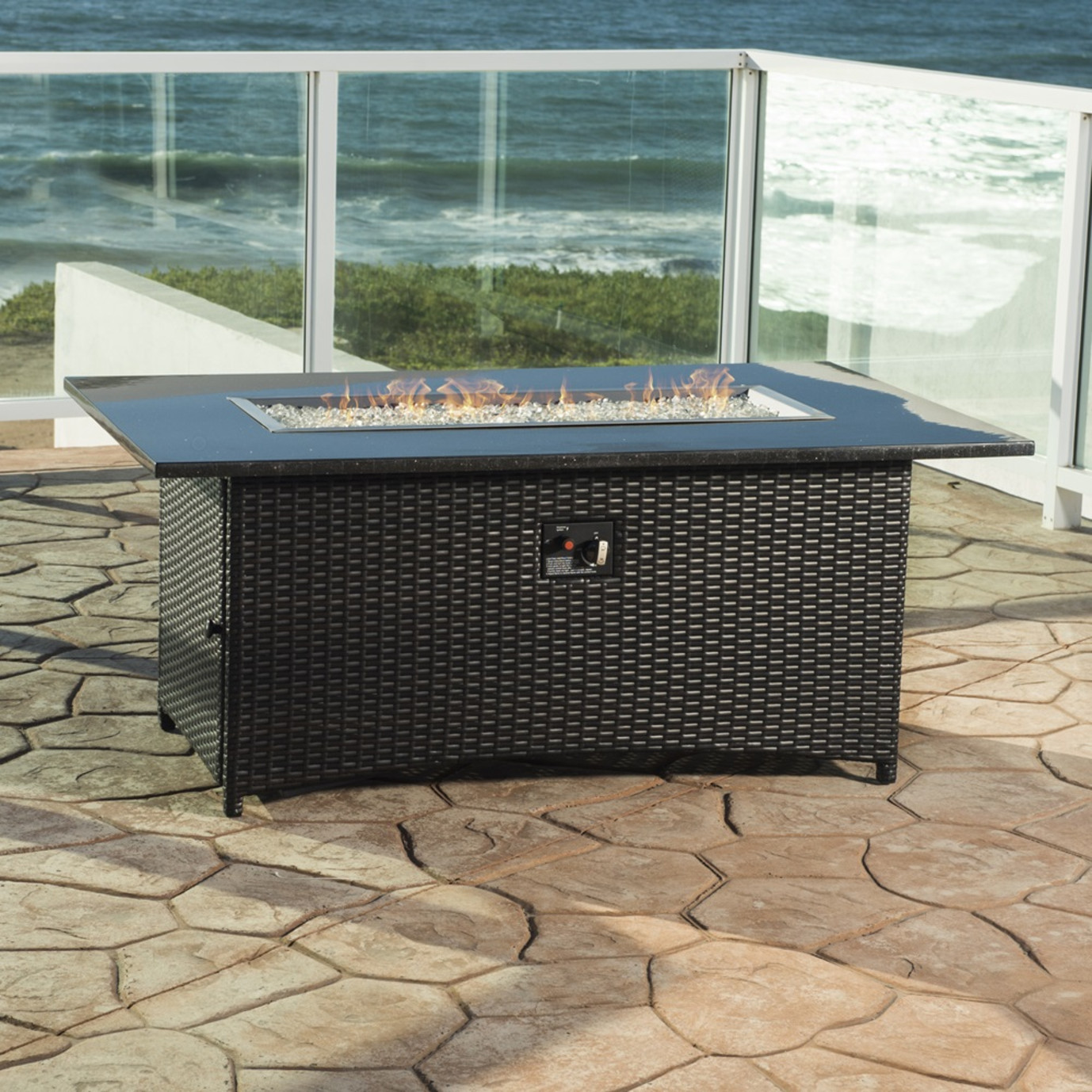 Sedona 58in Fire Table Rst Brands