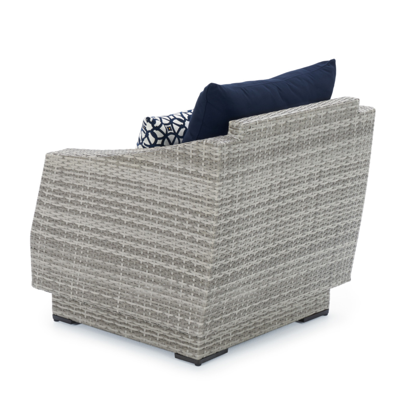 Cannes™ Club Chairs - Navy Blue