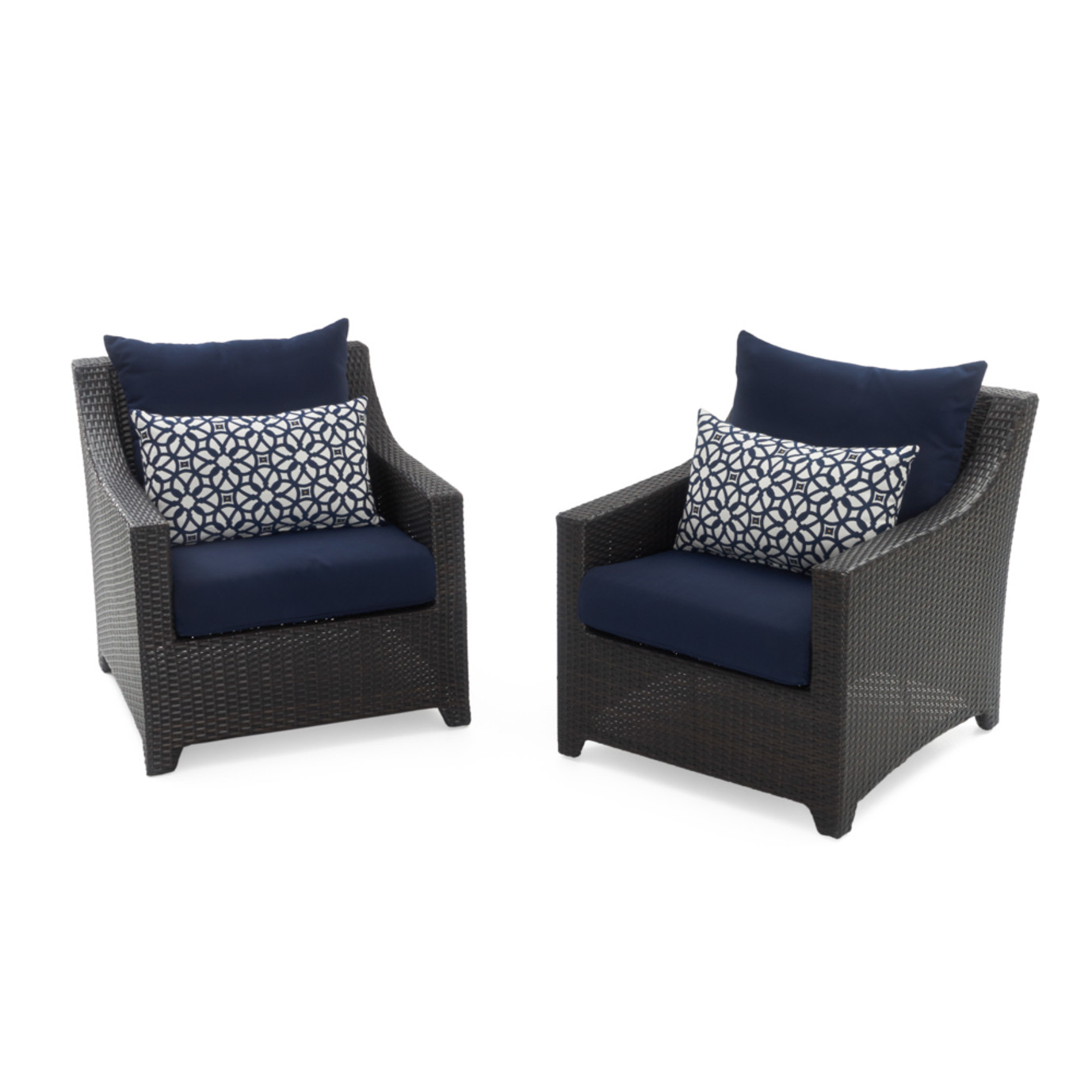 Deco™ Club Chairs
