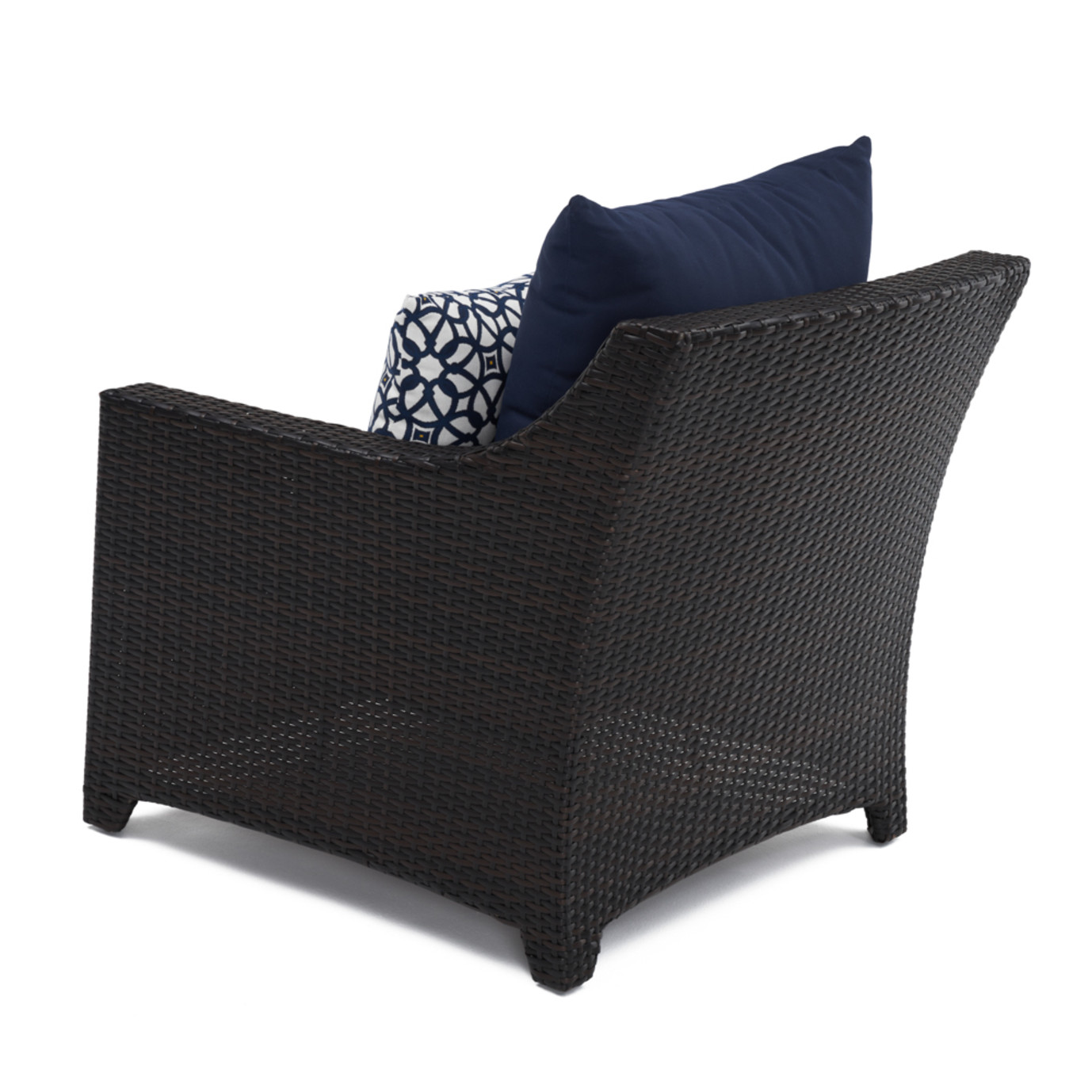Deco™ Club Chairs - Navy Blue