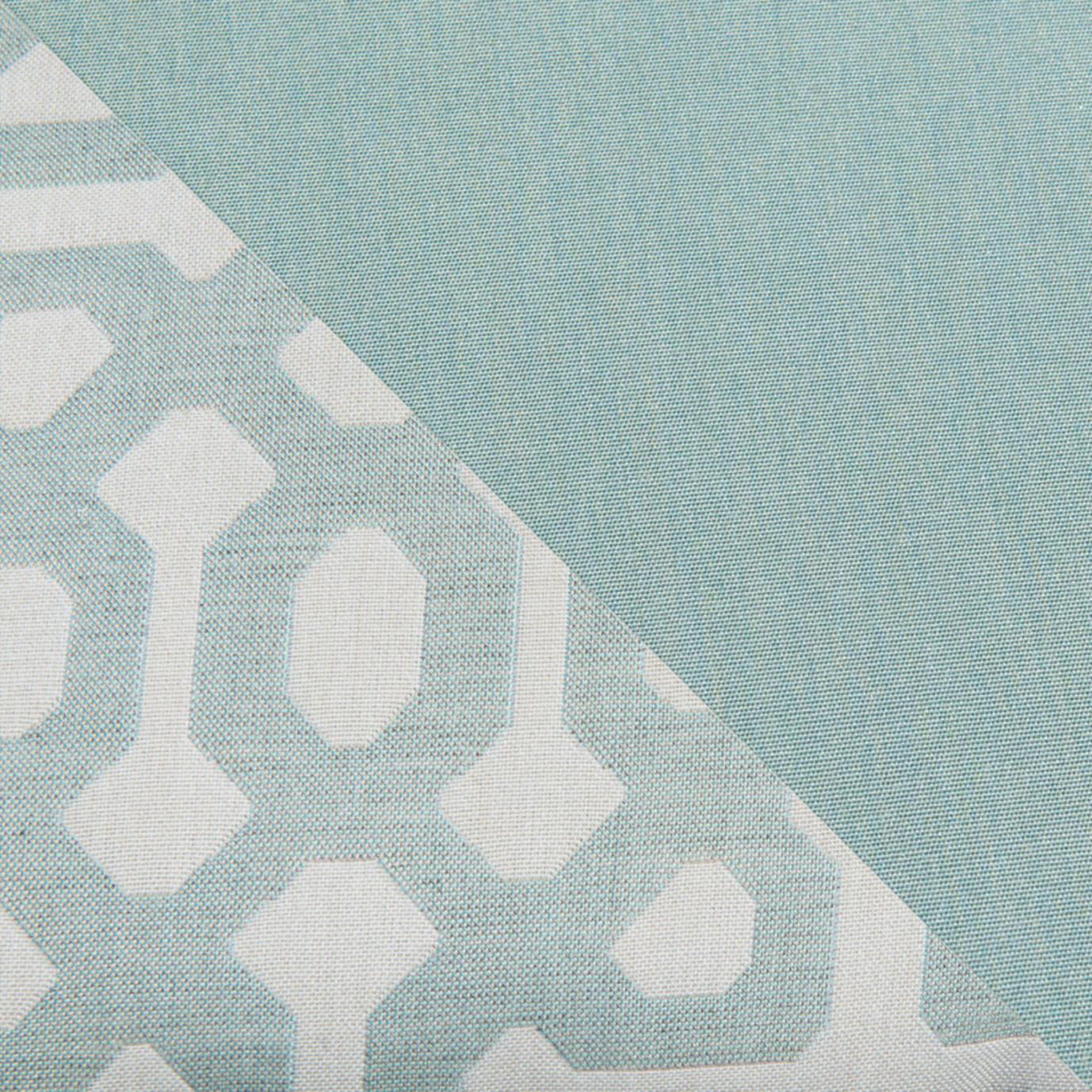 Deco™ Club Chairs - Spa Blue