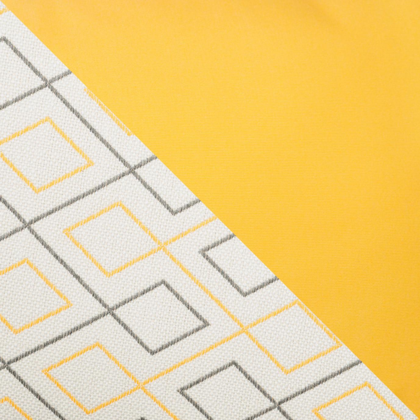 Deco™ Club Chairs - Sunflower Yellow Design