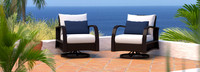 Barcelo™ Motion Club Chairs - Bliss Ink