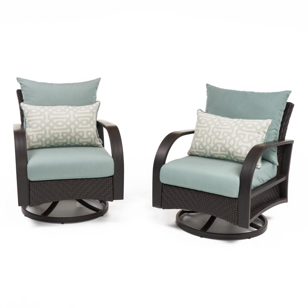 Barcelo Motion Club Chairs - Spa Blue