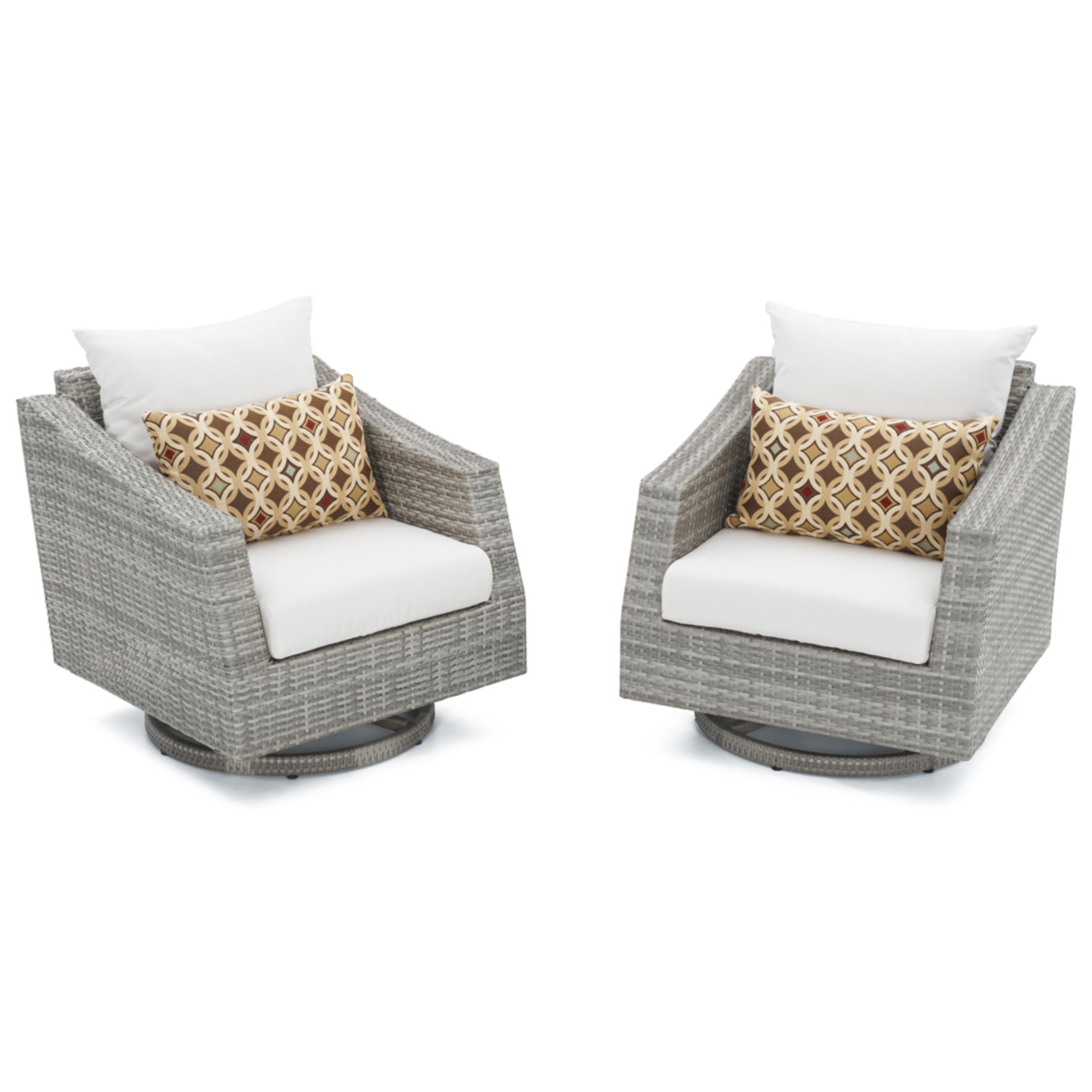 Cannes™ Motion Club Chairs - Moroccan Cream