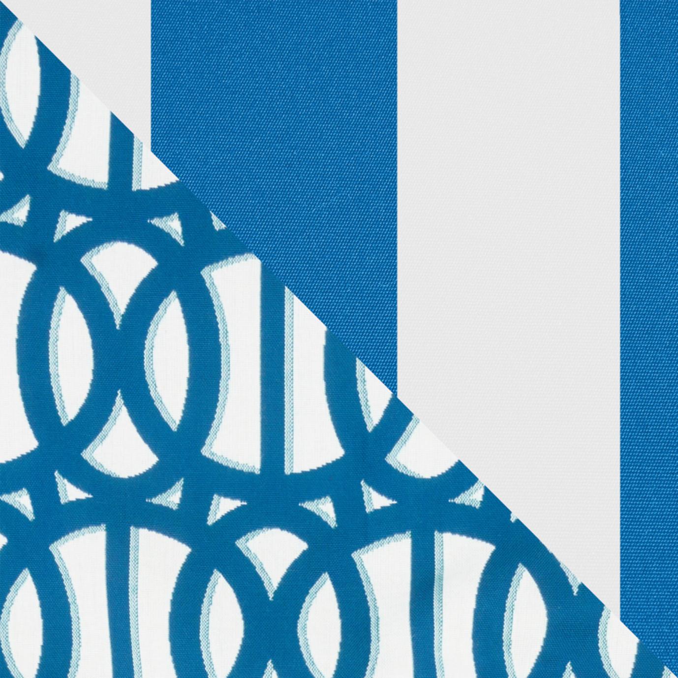 Cannes™ Motion Club Chairs - Regatta Blue