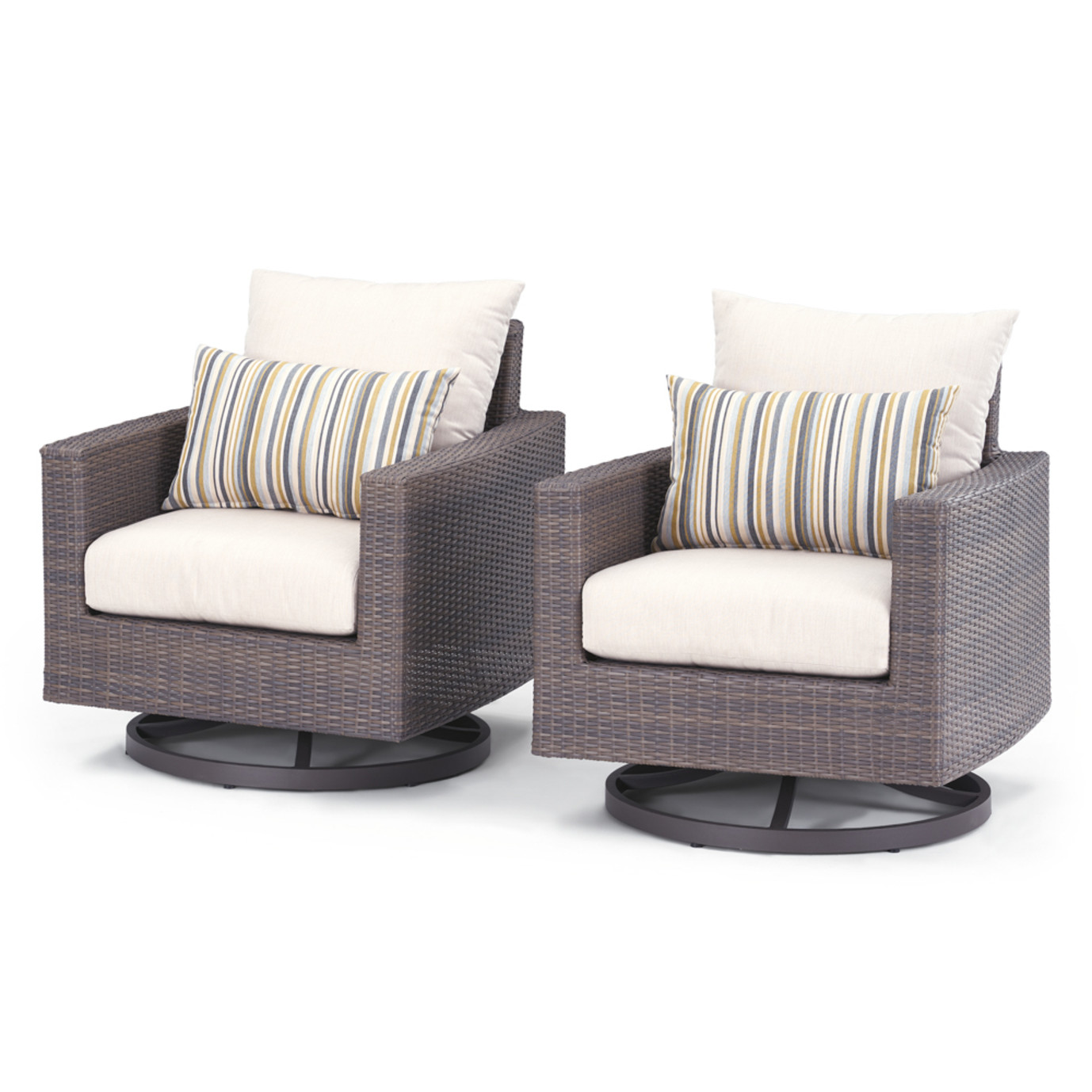 Milea™ Motion Club Chairs