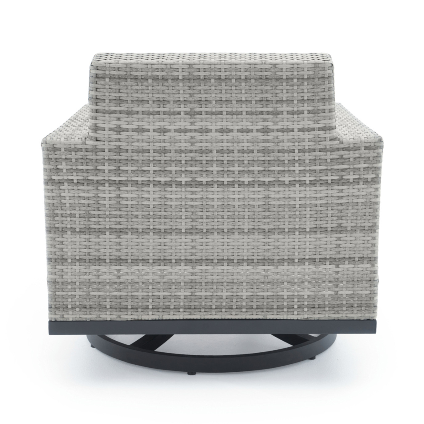 Milo™ Gray Motion Club Chairs - Maxim Beige