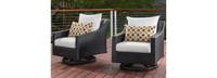 Deco™ Motion Club Chairs - Moroccan Cream