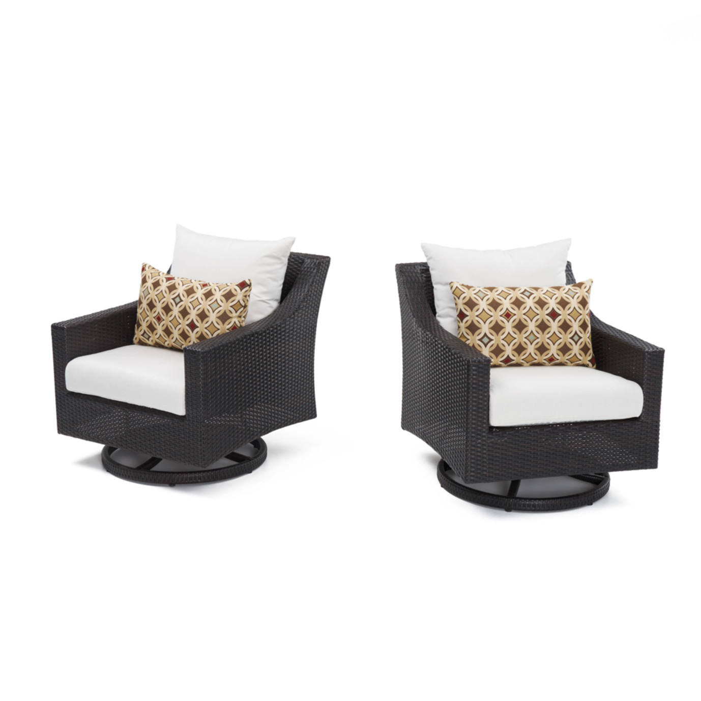 Deco™ Motion Club Chairs - Moroccan Cream