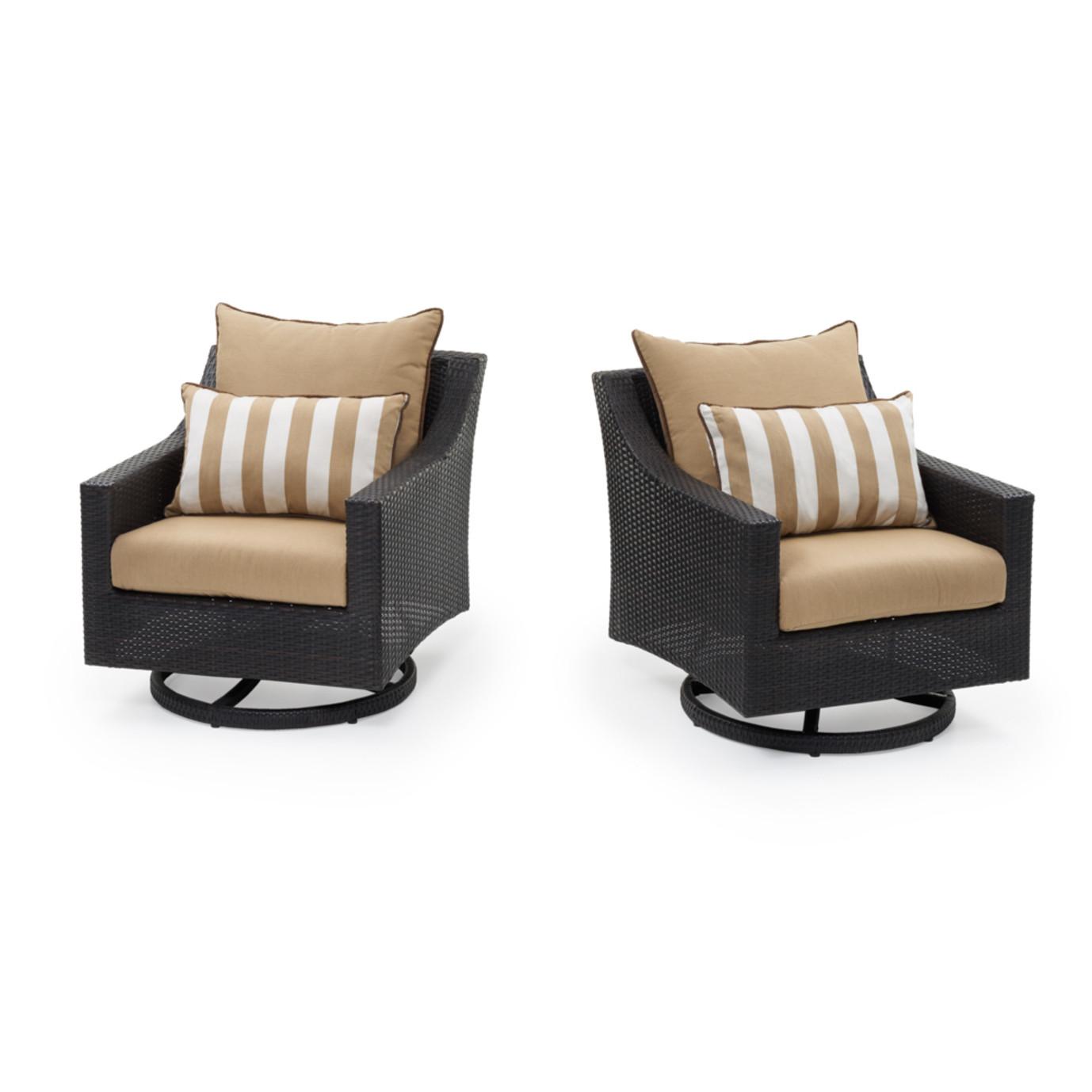 Deco™ Motion Club Chairs - Maxim Beige