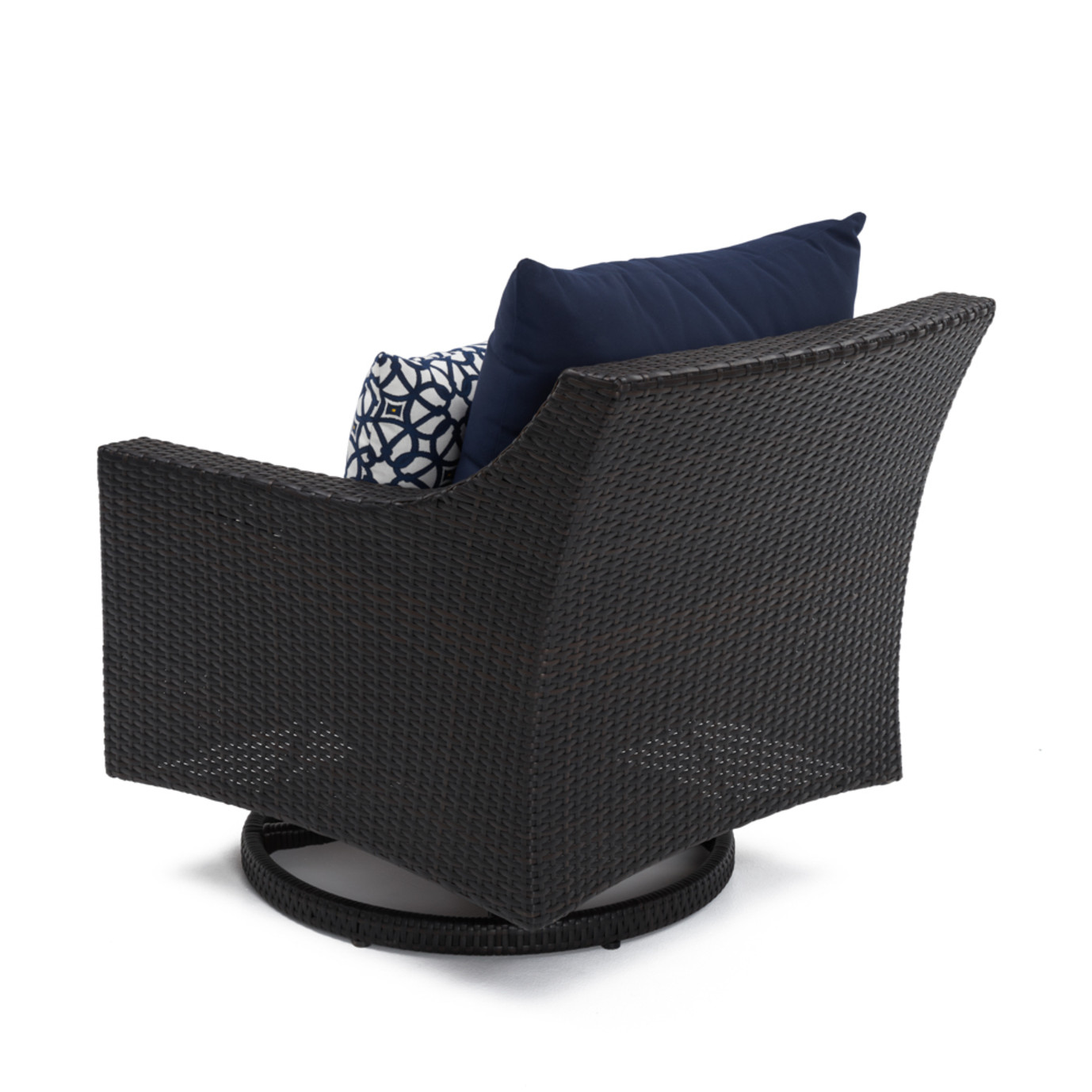 Deco™ Motion Club Chairs - Navy Blue
