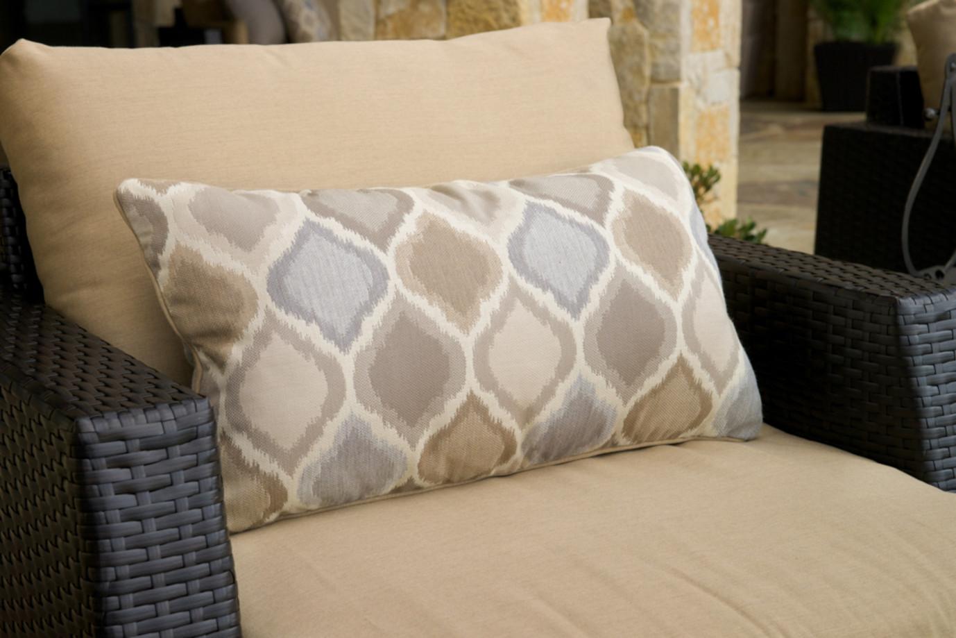 Portofino™ Comfort Motion Club Chairs - Heather Beige