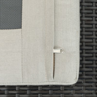 Portofino® Casual Motion Club Chairs - Dove Gray