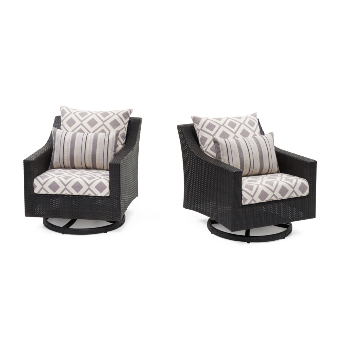 Deco™ Motion Club Chairs - Wisteria Lavender