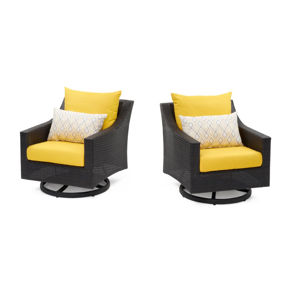 ... Deco™ Motion Club Chairs   Sunflower Yellow ...