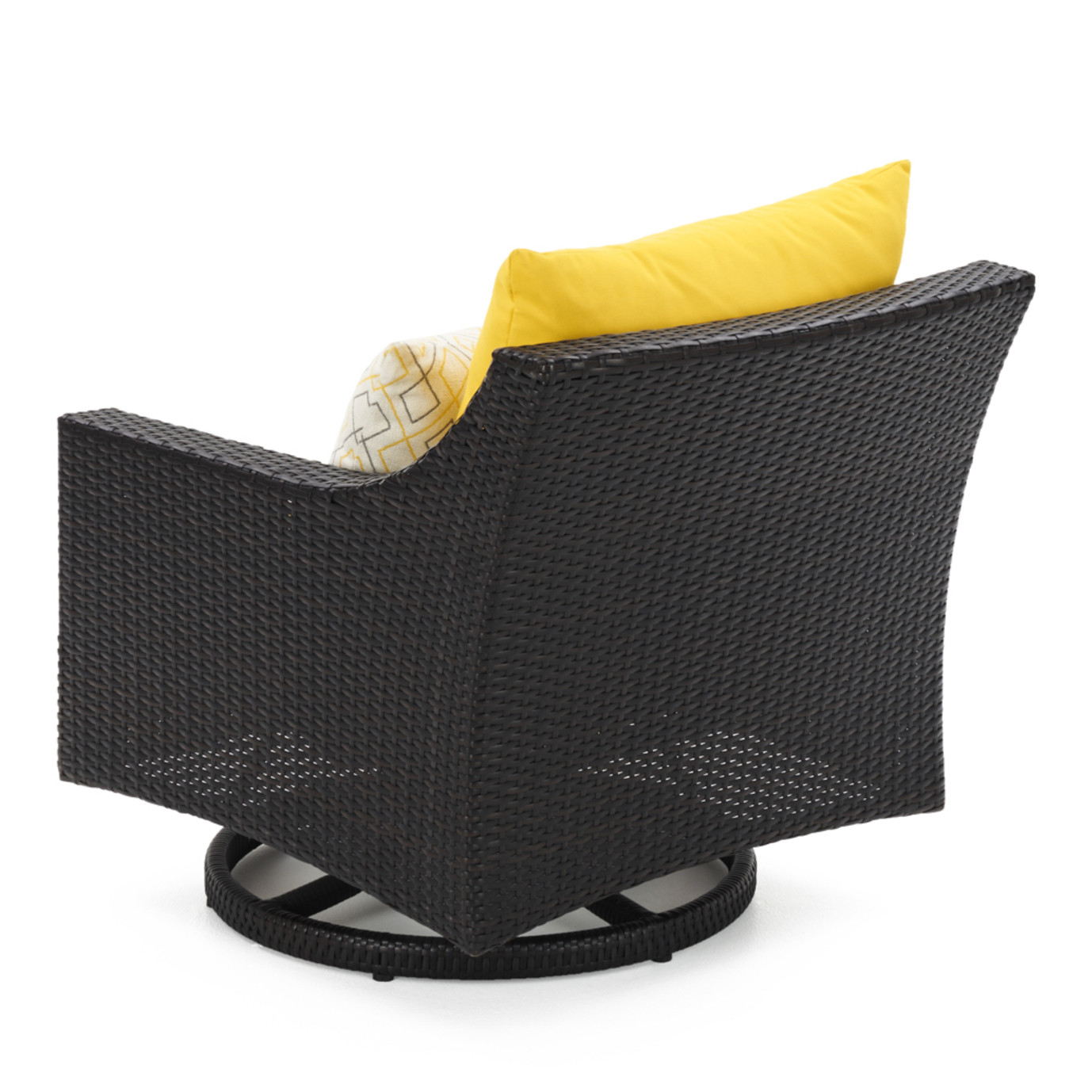 Deco™ Motion Club Chairs - Sunflower Yellow