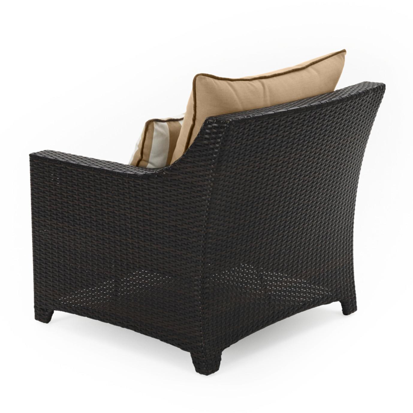 Deco™ 5pc Club Chair & Ottoman Set - Maxim Beige