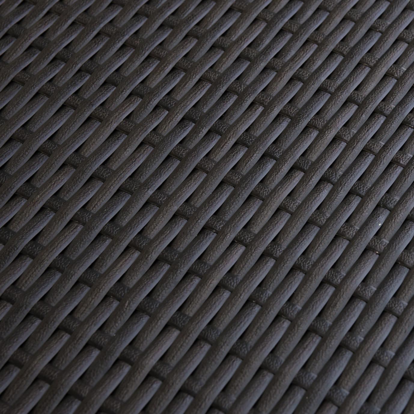 Deco 5pc Motion Club & Ottoman Set - Charcoal Gray