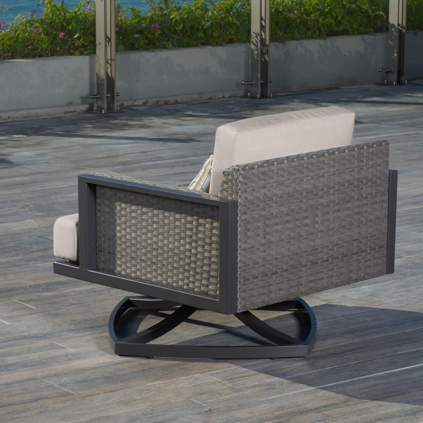 Vistano 5pc Motion Club Chair Set Rst Brands