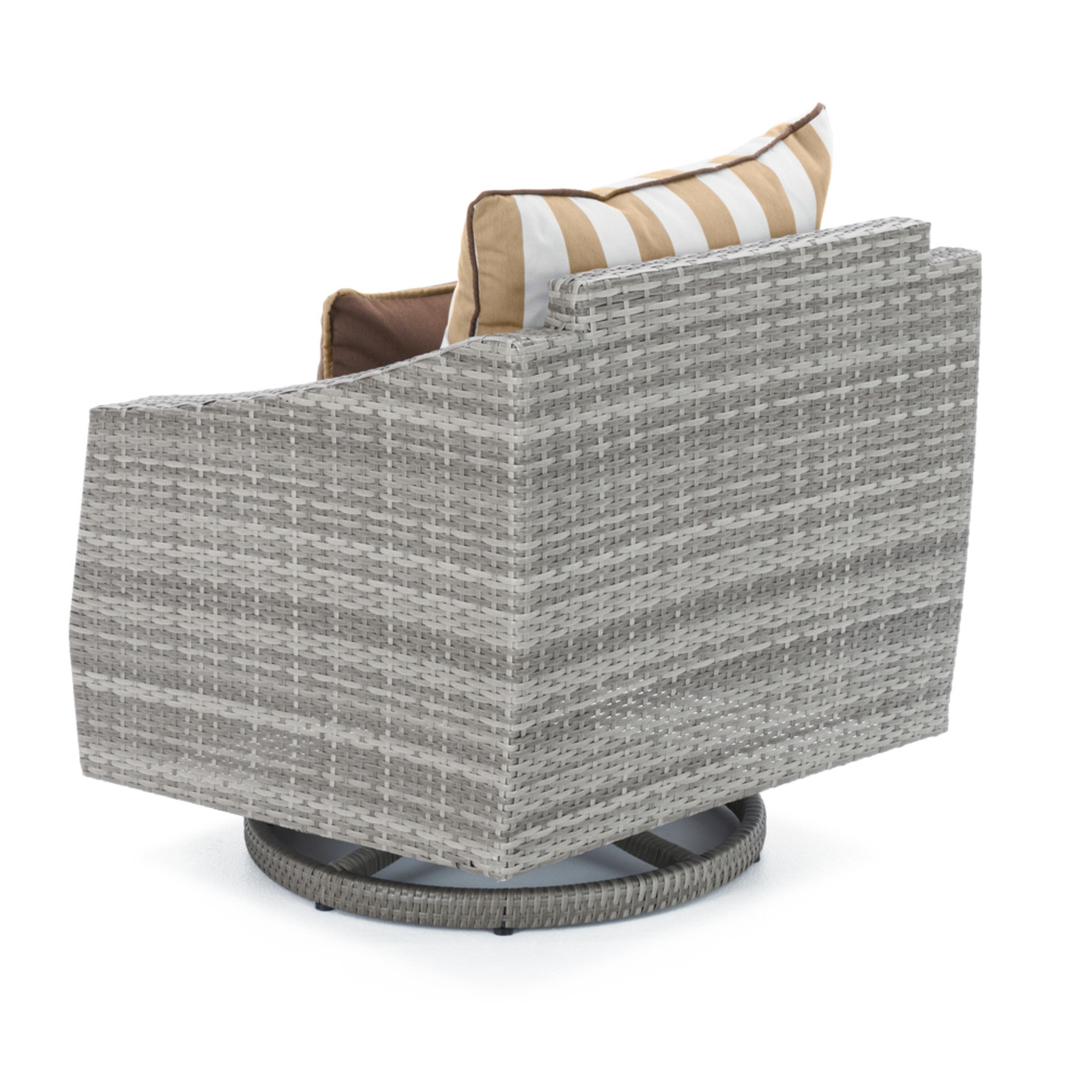 Cannes™ 5pc Deluxe Motion Club & Ottoman Set - Maxim Beige