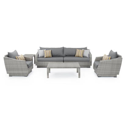 Cannes™ 6 Piece Sofa & Club Chair Set