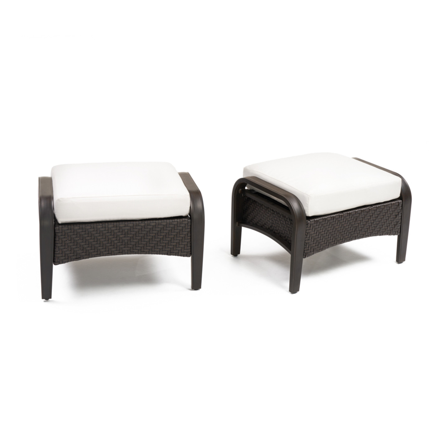 Barcelo™ Club Ottomans - Moroccan Cream