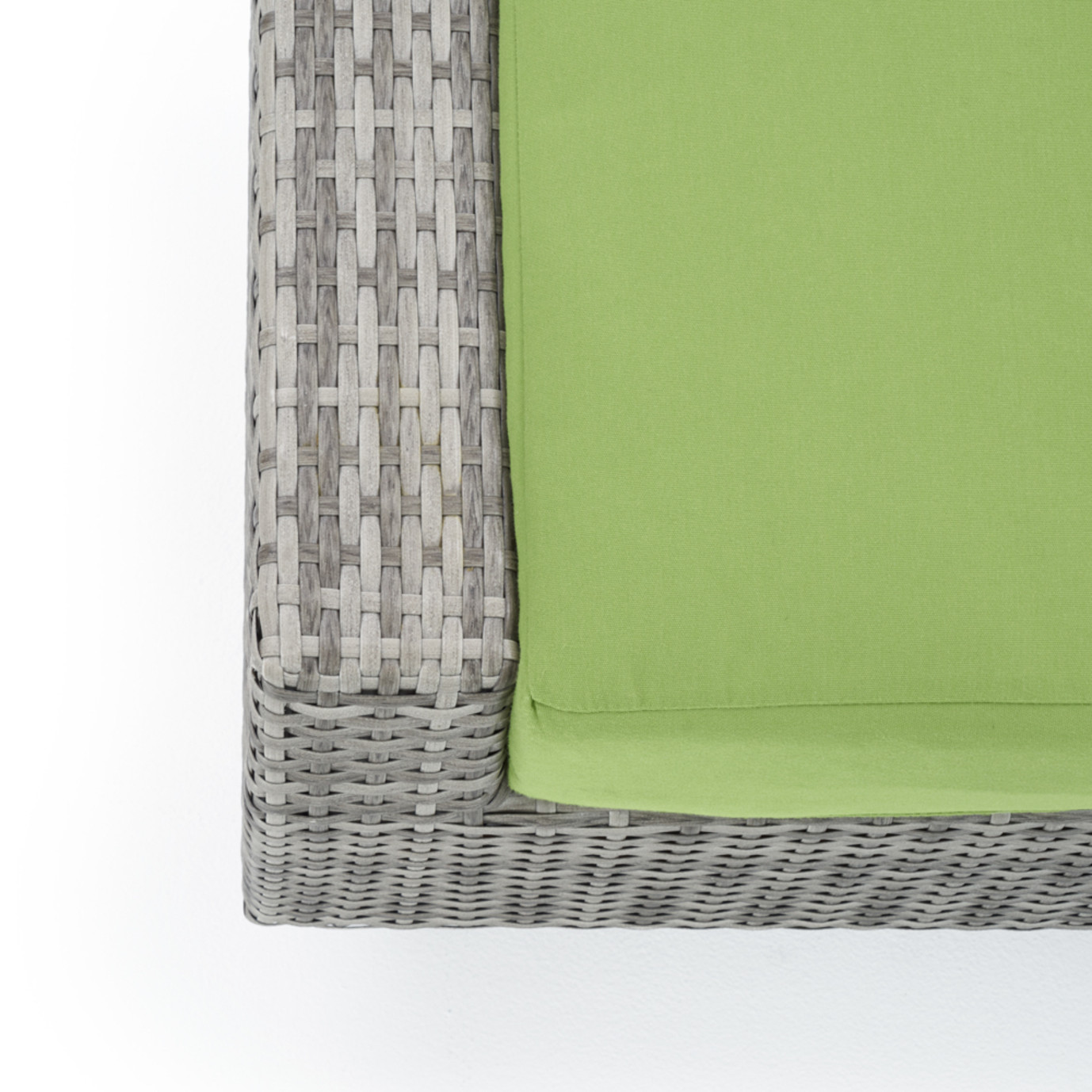 Cannes™ Club Ottomans - Ginkgo Green