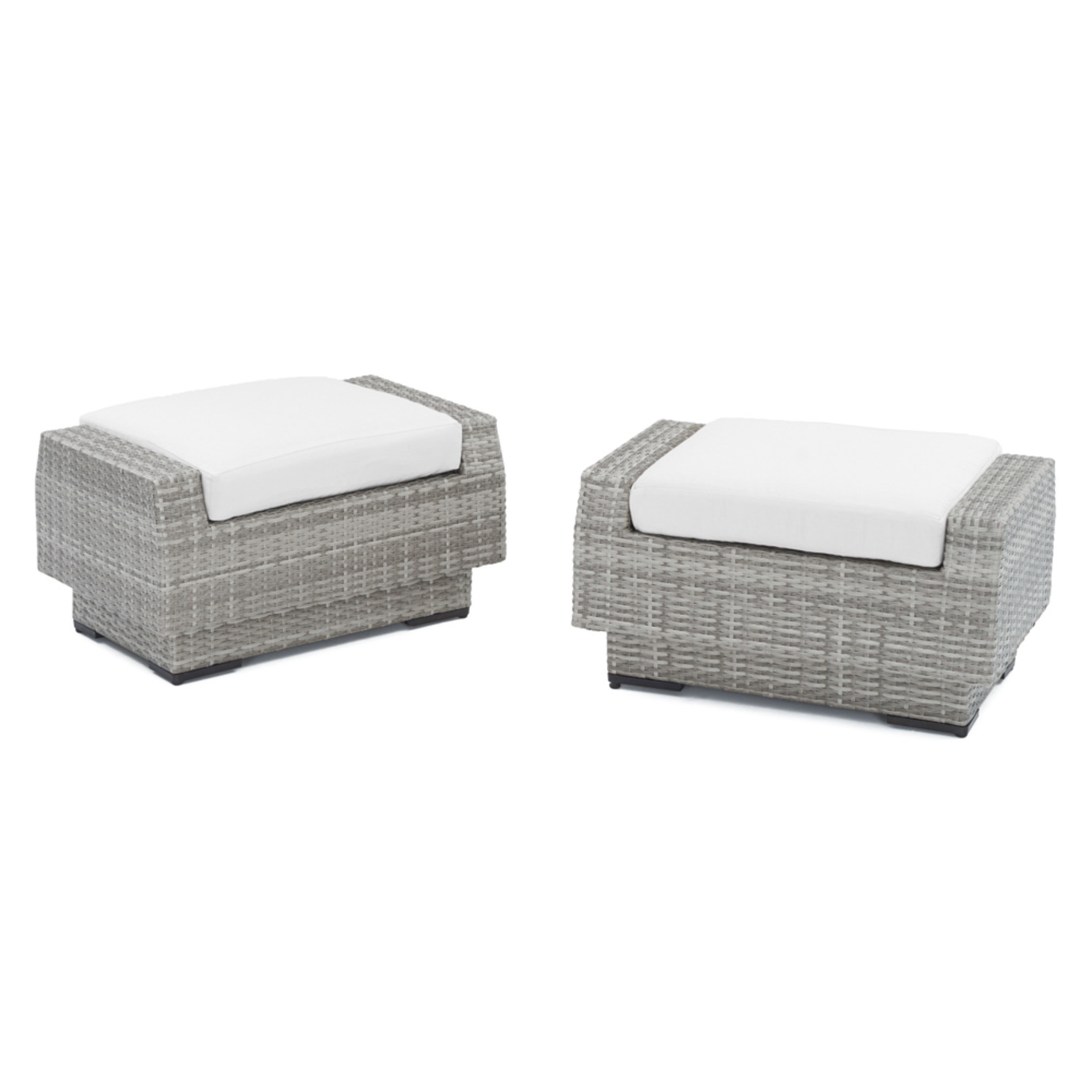 Cannes™ Club Ottomans - Moroccan Cream