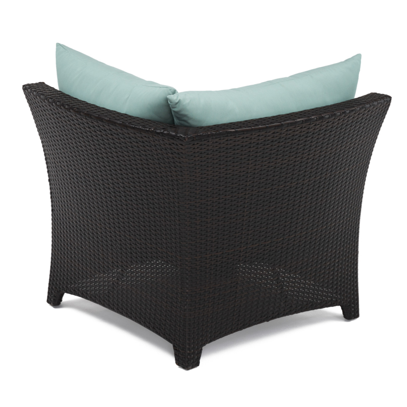 Deco™ Corner Chair - Bliss Blue