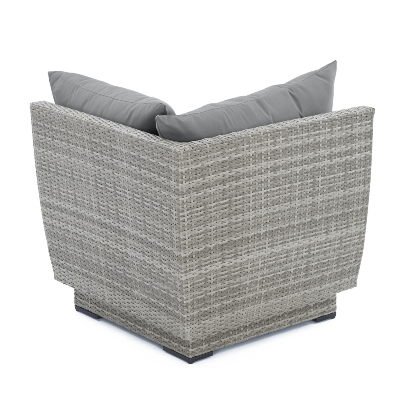 Cannes™ Corner - Charcoal Gray