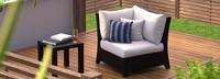 Deco™ Corner Chair - Ginkgo Green