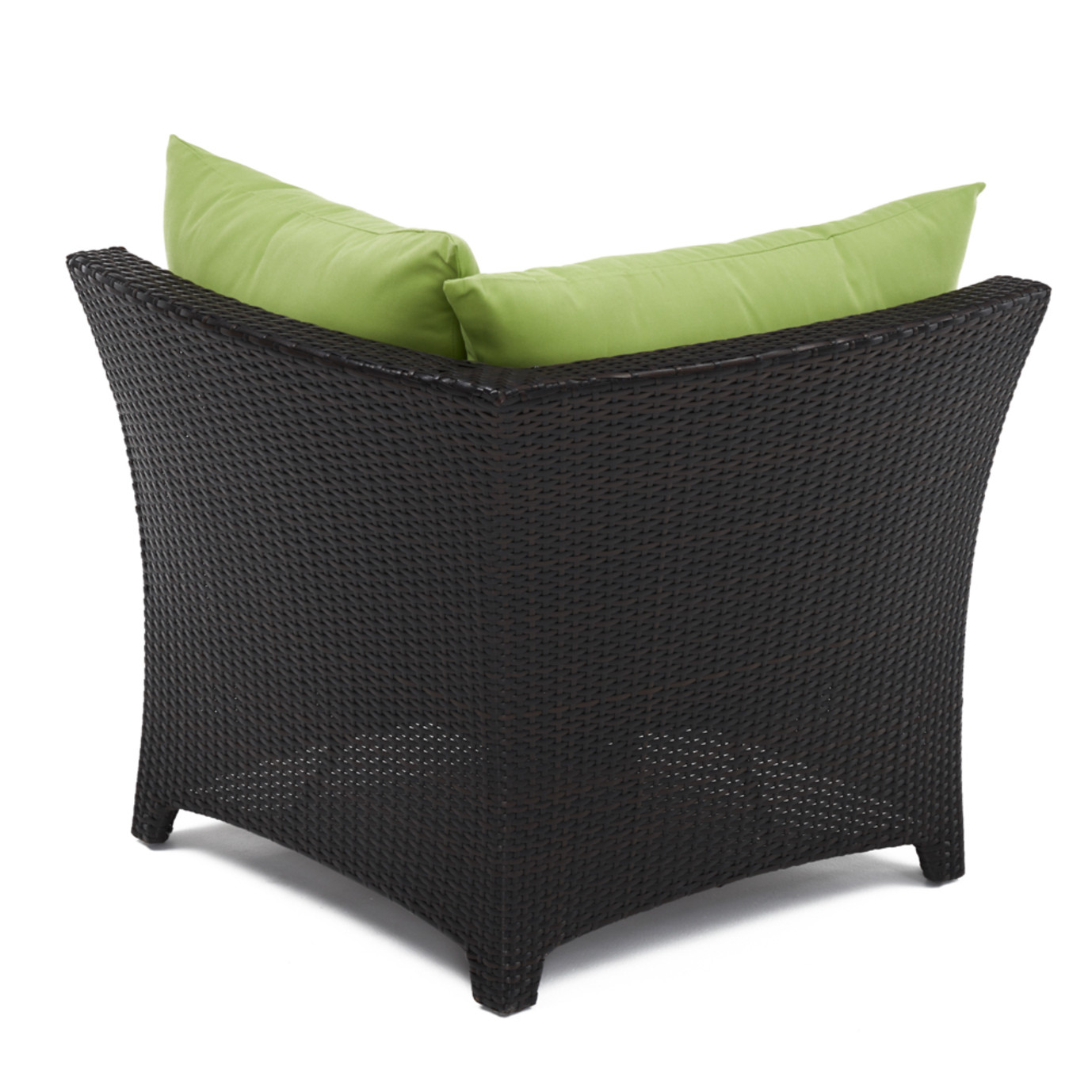 Deco™ Corner Chair - Ginkgo Green