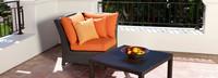 Deco™ Corner Chair - Moroccan Cream