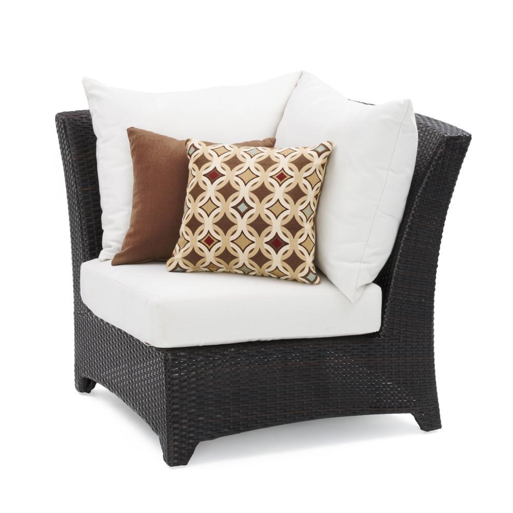 Deco Corner Chair - Moroccan Cream