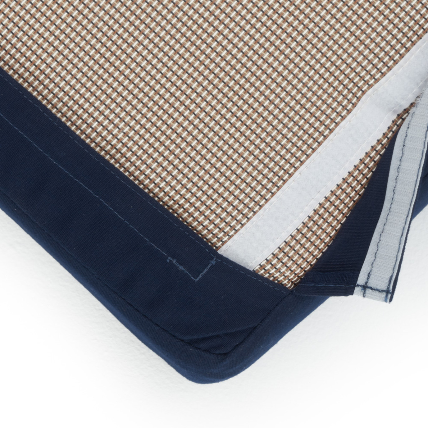 Deco™ Corner Chair - Navy Blue