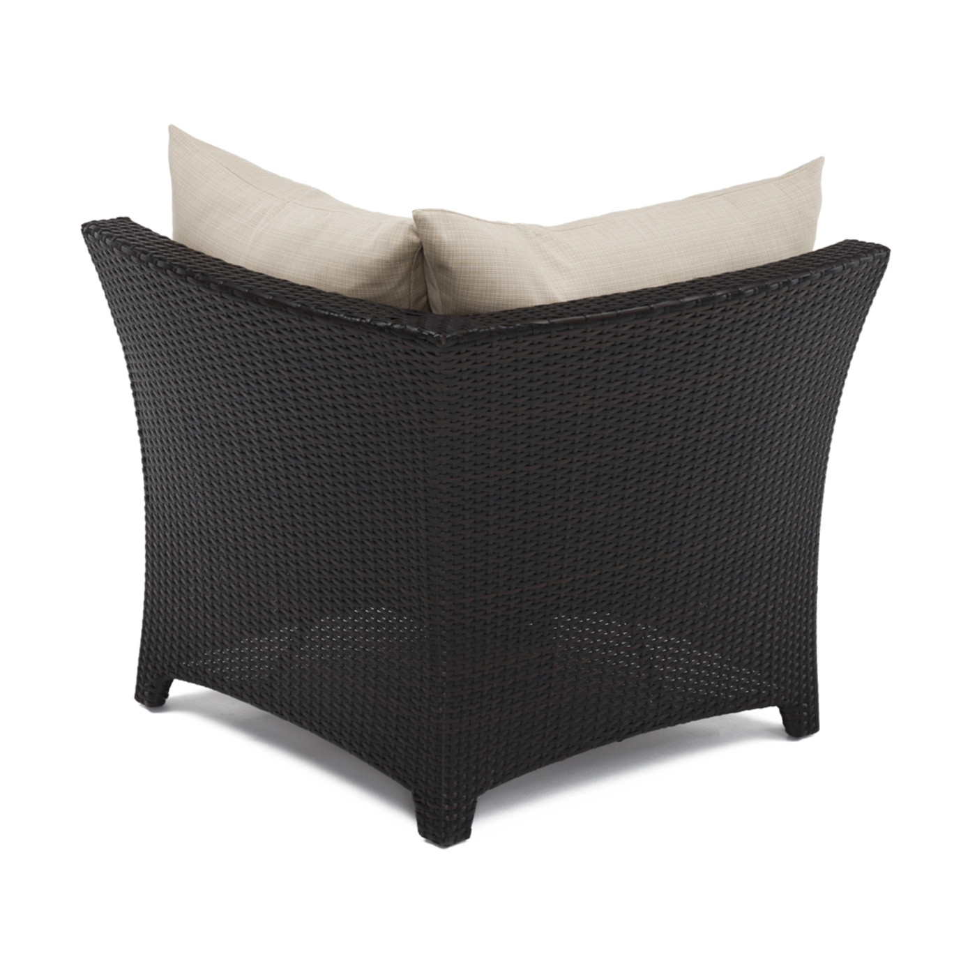 Deco™ Corner Chair - Slate Gray