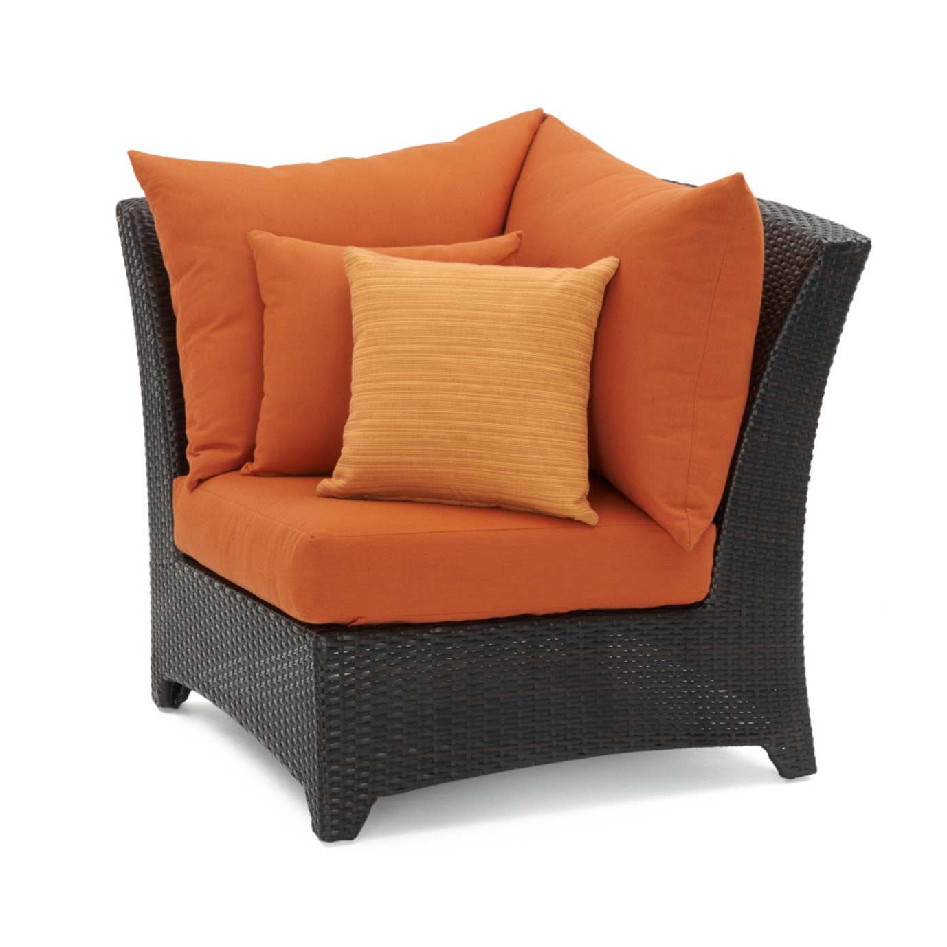 Deco™ Corner Chair - Tikka Orange