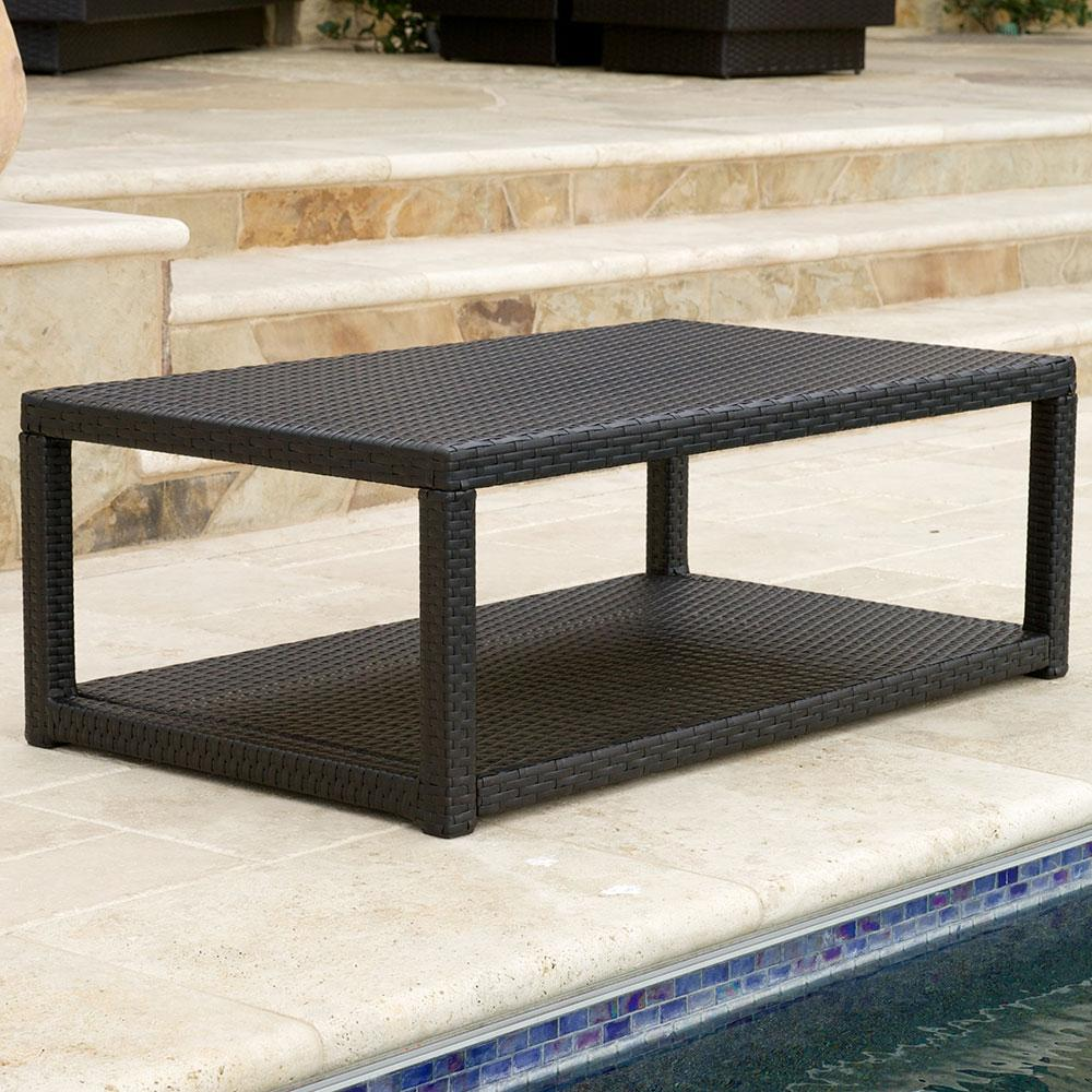 Portofino™ Comfort Coffee Table - Espresso
