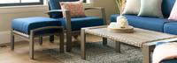 Portofino® Repose Coffee Table - Honey