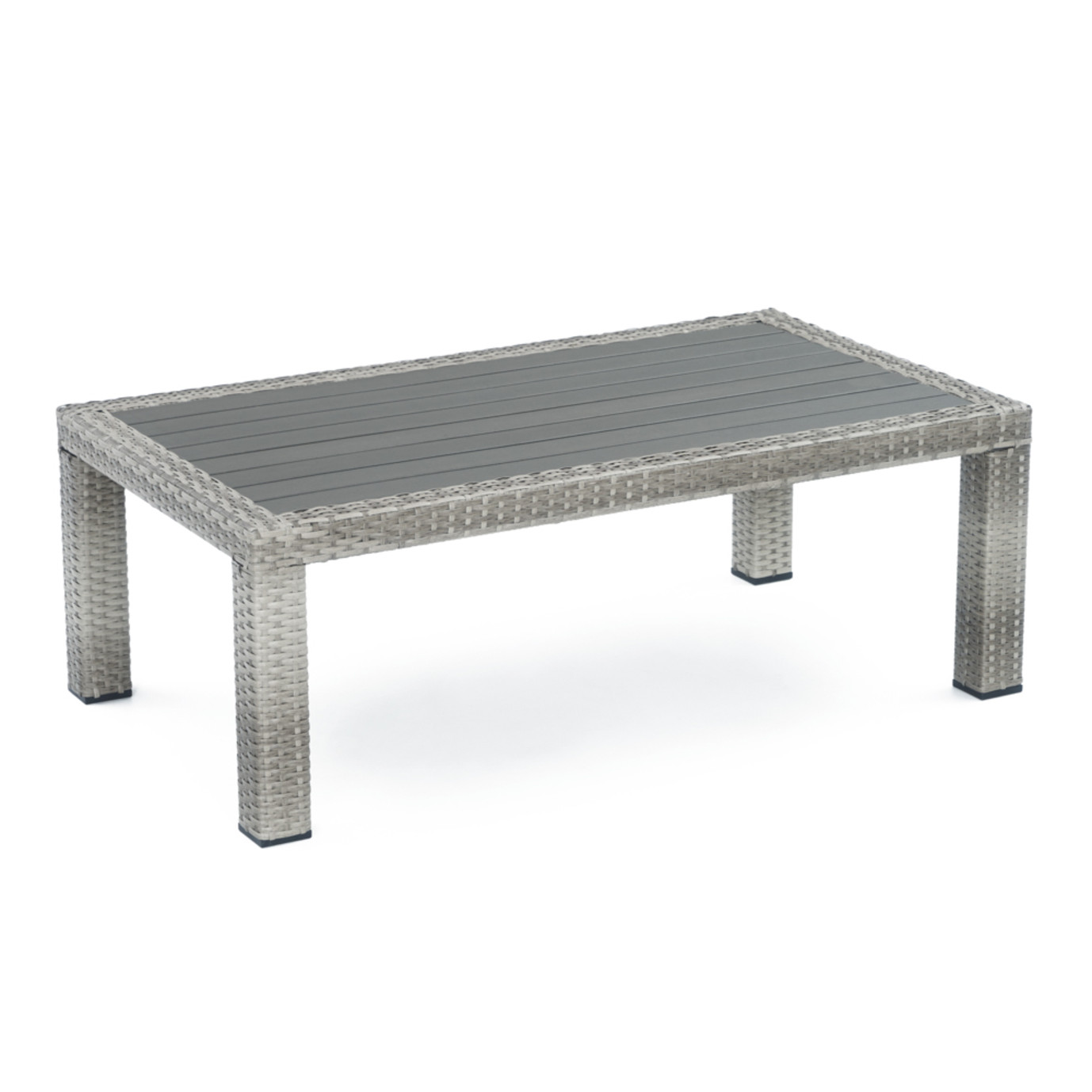 Cannes™ Deluxe Wood Top Coffee Table