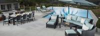 Deco™ 20 Piece Outdoor Estate Set - Charcoal Gray